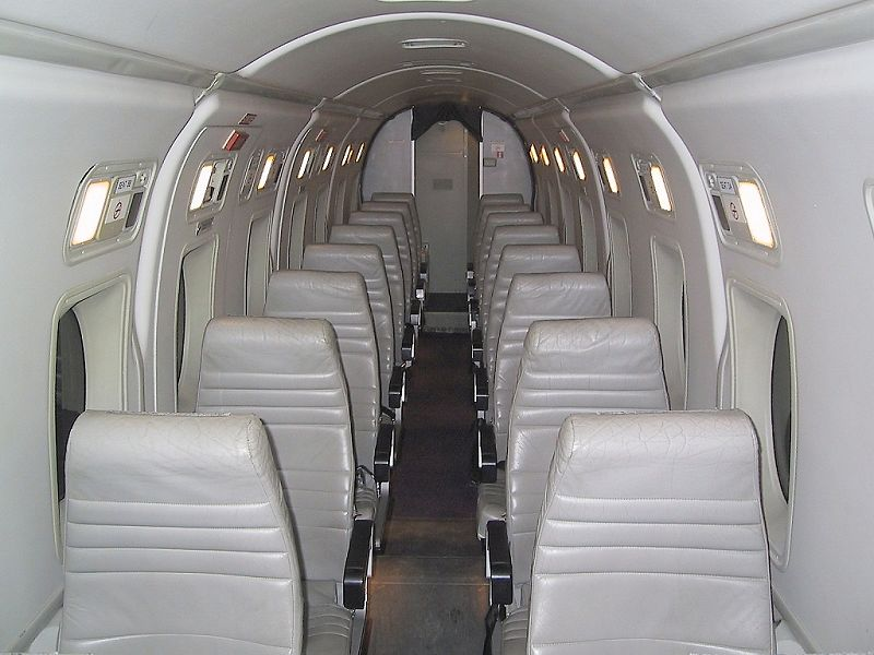 THE BEECHCRAFT 1900